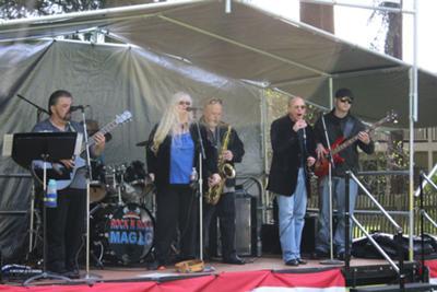 Stage enviro fair 2012.