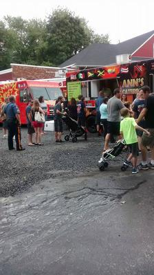 Ann's Catering Food Truck