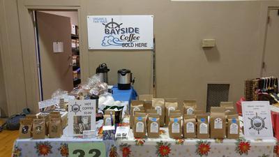 Bayside Coffee at Reedsport Bazaar