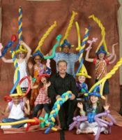 Billy Heh - Pittsburgh Magician, Birthday Party Entertainer, Balloon Artist, Local Balloon Twister for hire.