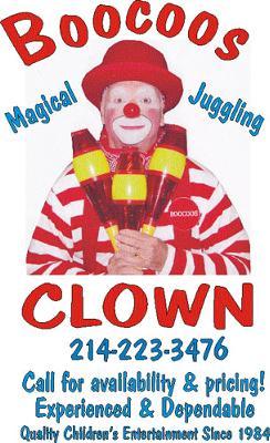 Boocoos the Clown