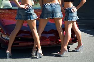 Car Show Babes