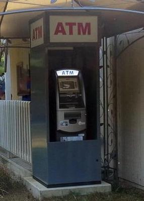 ATM Machines and Services