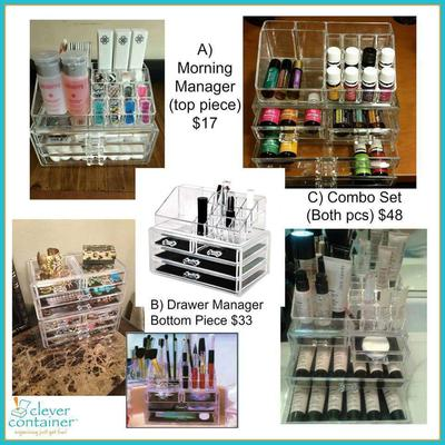 I can help you organize your sales business as well.