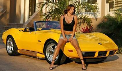 Corvette Chic
