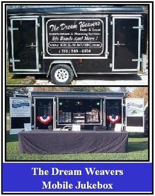 The Dream Weavers Mobile Jukebox