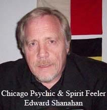 Chicago Entertaining Psychic Readings and Paranormal Nights - Edward Shanahan