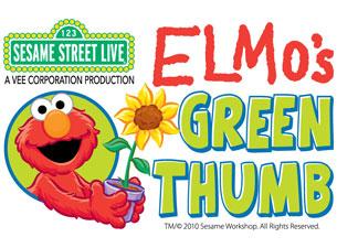 Elmo's Green Thumb Tickets