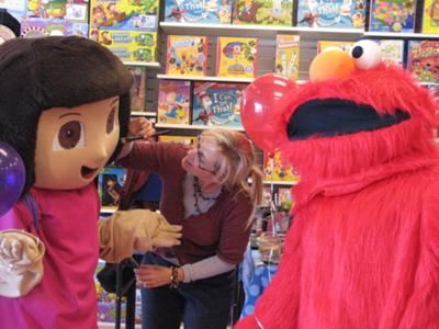 Toy Store Grand Opening!