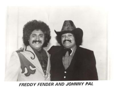 Me & Freddy at Pomona Fair