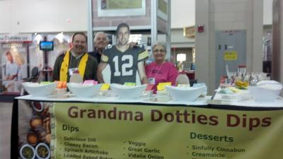 Grandma Dotties Dips