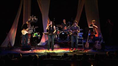 One of Gypsy Soul' sold out shows (4x) at  The Triple Door, Seattle, WA