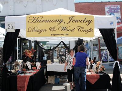 Harmony jewelry designs wood crafts usa handmade for Craft show columbia sc