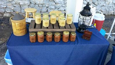 Healthy Flavored Honey' Opa Enterprises