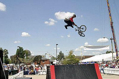 High Action Bikes