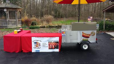Hot Dogs for the Troops