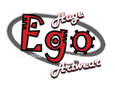 ...let your EGO show...