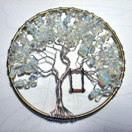 Handmade Wire Jewelry Art and  Other Wire Items