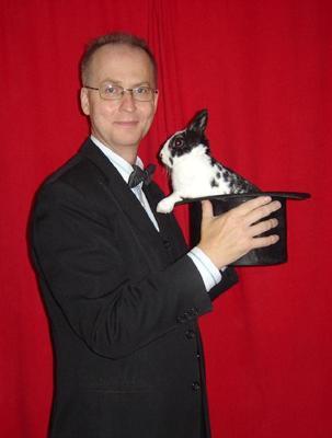 Magician Jeffrey Salveson, Fargo, North Dakota