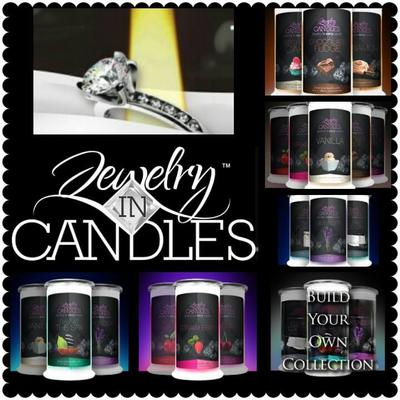 Jewelry In Candles by Kasey