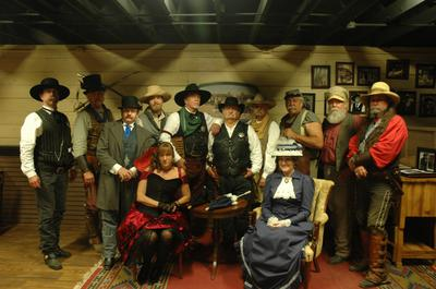Legends of the West, Gunfighters