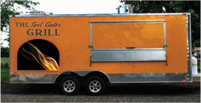 The TailGater Grill