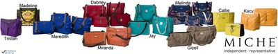 Interchangeable Handbags
