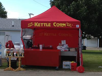 mickiDDDS Sweet and Sassy Kettle Corn