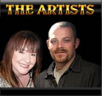 Mike and Renee', the artists.