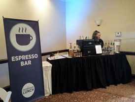Mobile Coffee & Espresso Catering