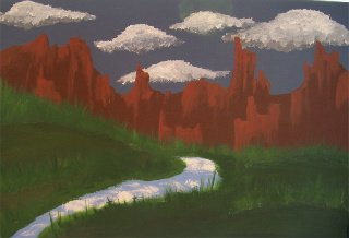 Painted Desert-Sold