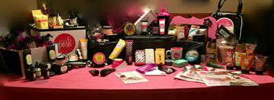 Perfectly Posh Natural Pampering Products