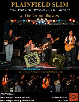 Plainfield Slim & the Groundhawgs