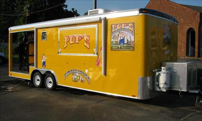 Pop's Smokehouse BBQ & Catering