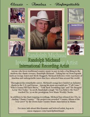 Randolph Michaud