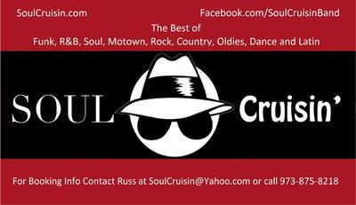 Soul Cruisin' Band