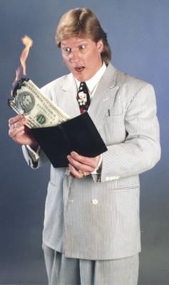 Sparkman Won't Burn Up Your Money!