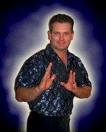 Comedy Stage Hypnotist Steve Meade