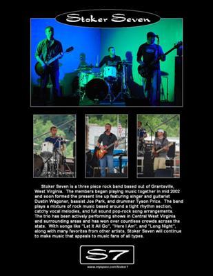 Band Promo Flyer