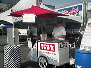 Single cart at Nevada State Fair 2009.