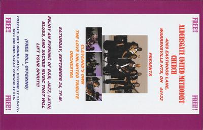 The Love Unlimited Tribute Orchestra