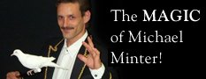 The Magic Of Michael Minter