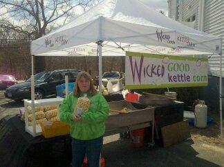 Wicked Good Kettle Corn