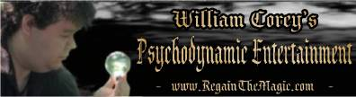William Corey's Psychodynamic Entertainment
